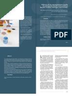 Influencia de Las Representaciones Sociales de Participacion Infantil, En Las Practicas Llevadas Al Interior Del Hogar y de La Escuela