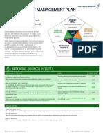Sustainability Management Plan 2016