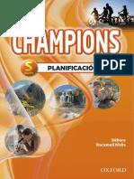 Diseño Planificacion Champions Starter