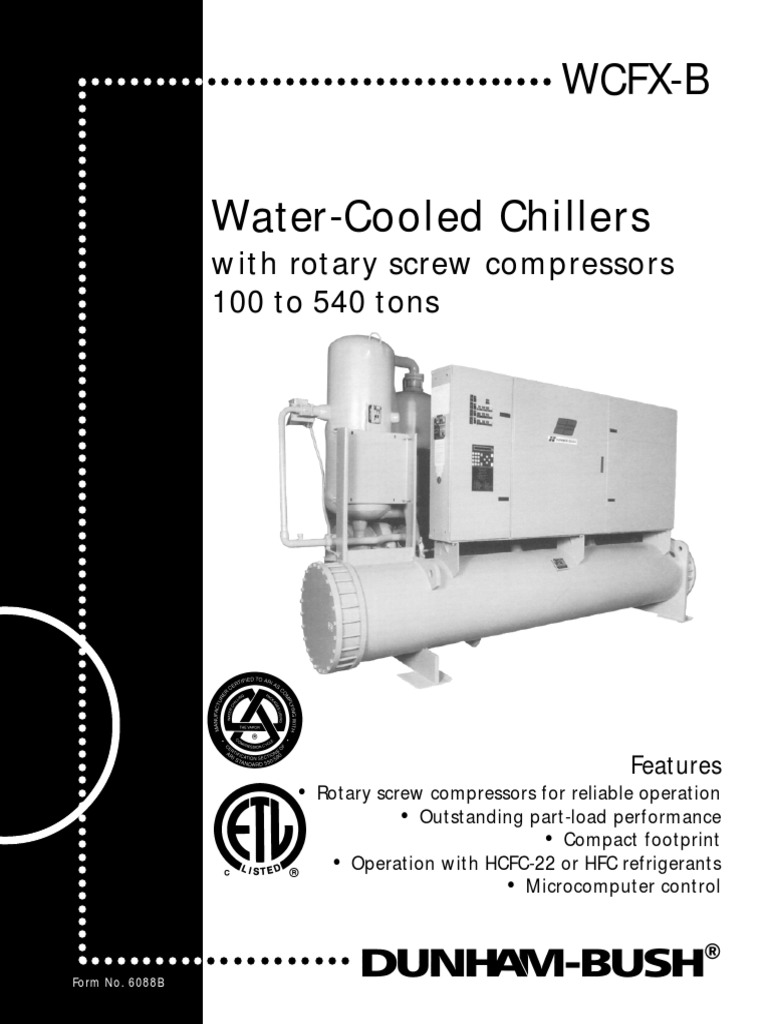 wcfx-b-100-540.pdf | Gas Compressor | Applied And Interdisciplinary Physics