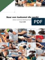 Advies Commissie Bakker (Cie. Arbeidsparticipatie 2008)