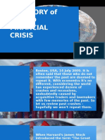 A History of World Financial Crisis 1