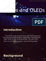 Leds and Oleds