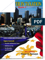 TAMAYO Reviewer in Taxation Book 2 2012e