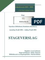 Stageverslag1