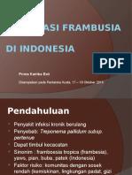 7. Eradikasi Frambusia Di Indonesia