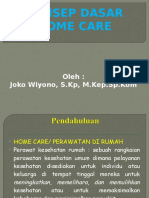 1. Konsep Home Care