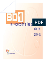 Introduccion Base de Datos Marzo 2017