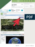 Wikihow Com Use Google Earth
