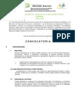 Convocatoria Estatal JUEGOS DEPORTIVOS 2015-2016.Obzivia