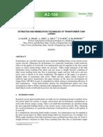 ESTIMATION AND MINIMIZATION TECHNIQUES OF TRANSFORMER TANK LOSSES