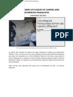 Les plaques franquistes a Alacant