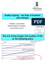 Role of Nutrition and Lifestyle Mph 2