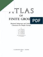 An Atlas of Finite Groups - J. Conway, et al., (Clarendon, 1985) WW copy.pdf