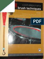 Louie Bellson - Contemporary Brush Techniques.pdf
