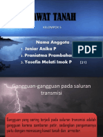 KAWAT  TANAH