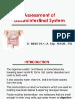 Assessment of GI System
