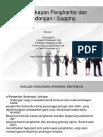 Perlengkapan Penghantar Dan Andongan PDF