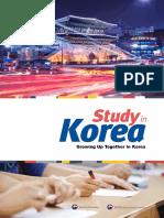 Study in Korea Book