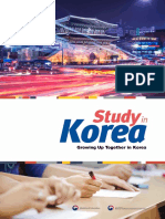 Study in Korea Book