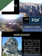 Diapositivas MARCAHUASI