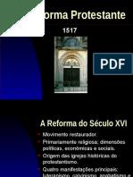 A Reforma Calvinista
