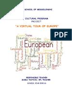 A Virtual Tour of Europe
