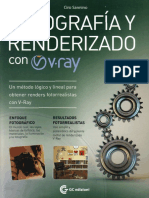 Fotografia y Renderizado Con v-ray