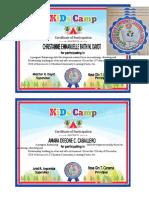 A Program Enhancing Child Development