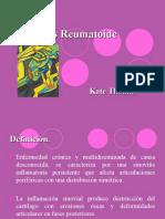 ARTRITIS REUMATOIDE-MEDI