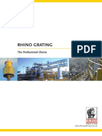 Rhino Grating Catalog 2007 3mb