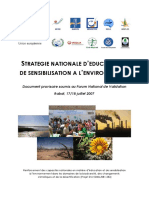 STRATEGIE NATIONALE D'EDUCATION ET DE SENSIBILISATION A L'ENVIRONNEMENT.pdf