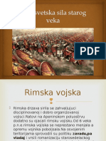Rim-svetska sila starog veka.ppt