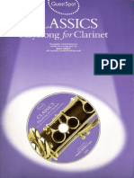 Classics - Playalong for Clarinet.pdf