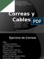 Presentación Expo de Correas y Cables Elementos 2