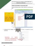 Ocultar Las Filas y Columnas en Excel 2007