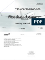 34 Pitot Static System