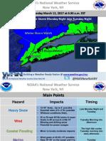Blizzard Briefing