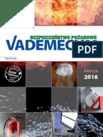 Vademecum Bezpieczenstwo Pozarowe 2016