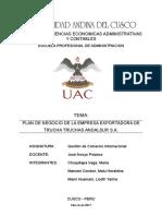 Plan de Exportacion Trucha 1