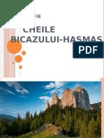 Cheile Bicazului- Hasmas