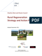 CWCC Rural Regeneration Strategy and Action Plan September 2011 Final