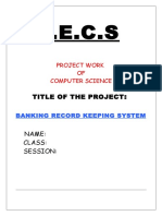 Computer Project