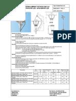 1 Sistem de Iluminat Fotovoltaic Cu Avis 02 9w Led 52391