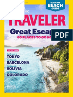 National Geographic Traveler USA - February-March 2017