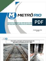 Amador Poceiro - Metro Rio