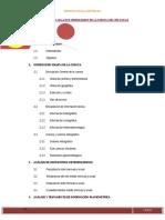 Informe de La Cuenca Del Rio Cunas - Curso de Hidrología