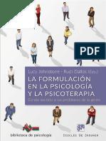 indice JOHNSTONE - La Formulación en La Psicología y La Psicoterapia