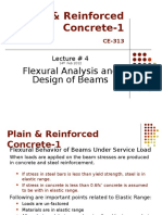 Lec-4-Flexural Analysis and Design of Beamns
