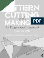 Pattern Cutting Making Up